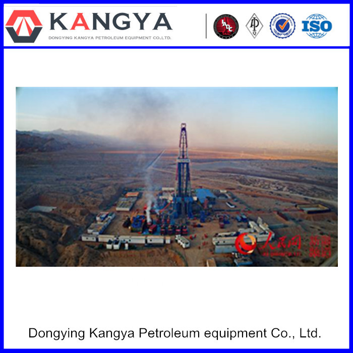 A new breakthrough in the new well in Tarim Oilfield
